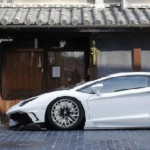 Lamborghini Aventador Tampil Lebih Ganteng