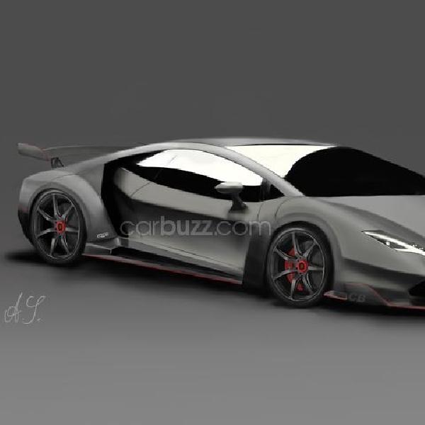 Lamborghini Bakal Lahirkan Supercar Teranyar Bulan Depan