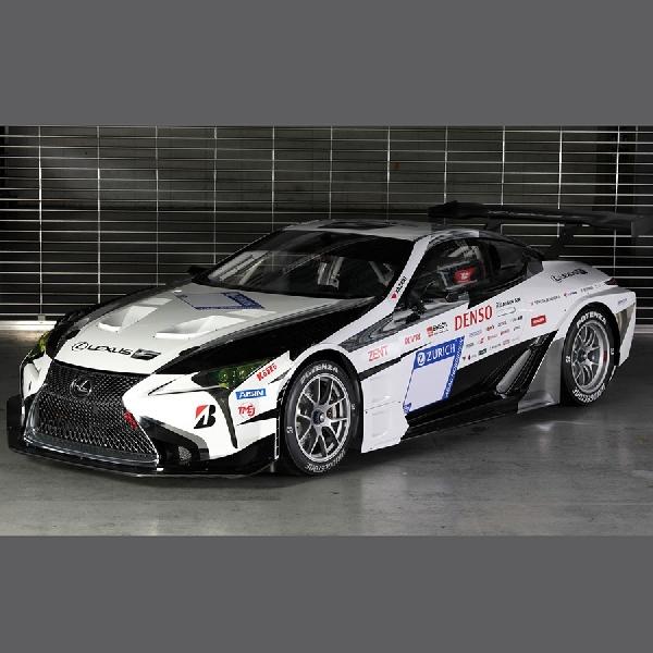 Lexus LC Akan Turun Balap Nurburgring 24 Hours
