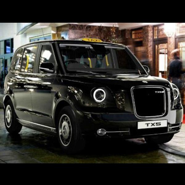 London Akan Memiliki Taksi yang Ramah Lingkungan