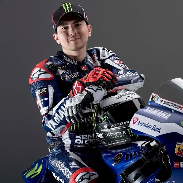MotoGP: Lorenzo Mulai Nyaman dengan Helm Barunya