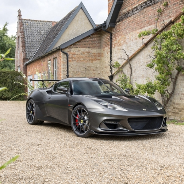 Evora GT430 Pastikan Jadi Lotus Terdashyat