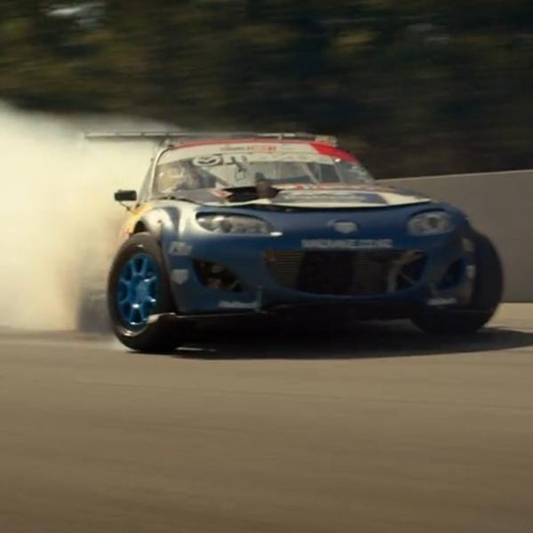 Mad Mike Tunjukkan Aksinya dengan Mazda Miata 1.200 Hp
