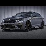 Modifikasi BMW M5: Wajah Sederhana, Tapi Mesin Galak