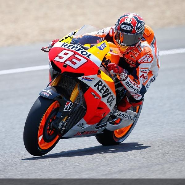 MotoGP: Marquez Tak Merasa Nyaman dengan Front-End Motornya