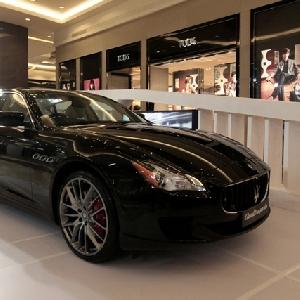 Maserati Eleganza, Program yang Memanjakan Konsumen