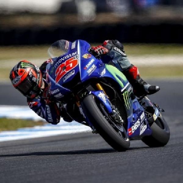 MotoGP: Vinales Akui Ban Belakang Kurang Kompetitif