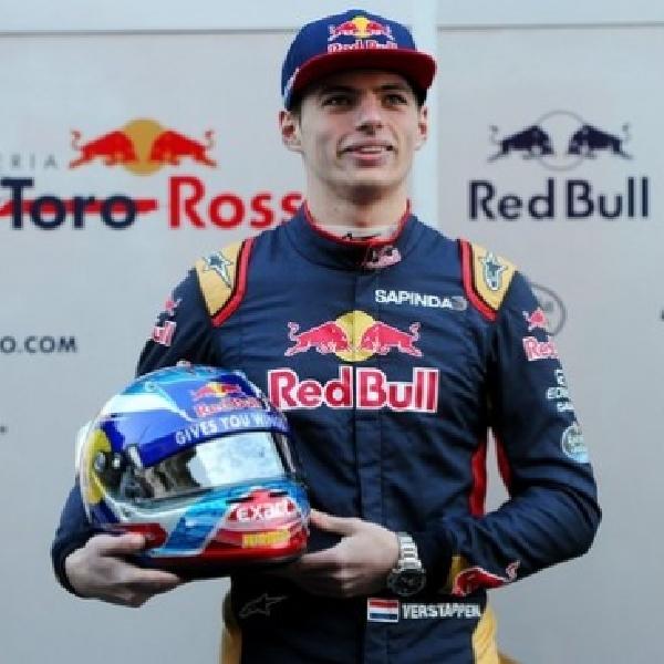 Max Verstappen Terpilih sebagai 'Driver of The Day' di GP Amerika Serikat