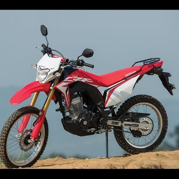 AHM Hadirkan model terbaru New Honda CRF150L
