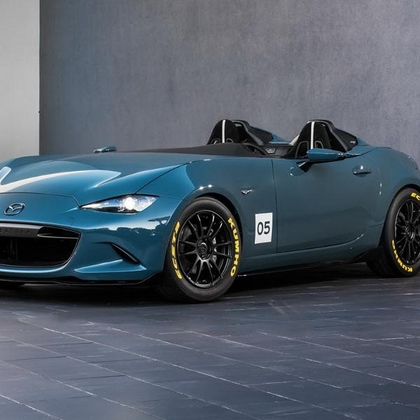 Mazda MX-5 Generasi Selanjutnya akan Jalani Diiet Ketat