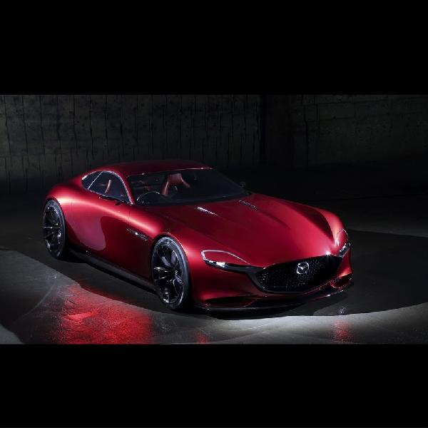 Mazda Bisa Hidupkan Mesin Rotary