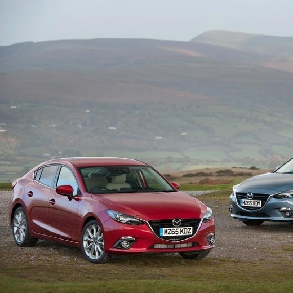 Mazda3 Tawarkan Mesin Diesel Baru Mulai 1 Desember 2015