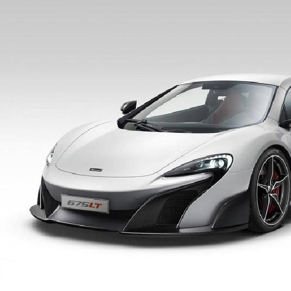 McLaren Siap Kenalkan Supercar Ringan Bertenaga Buas