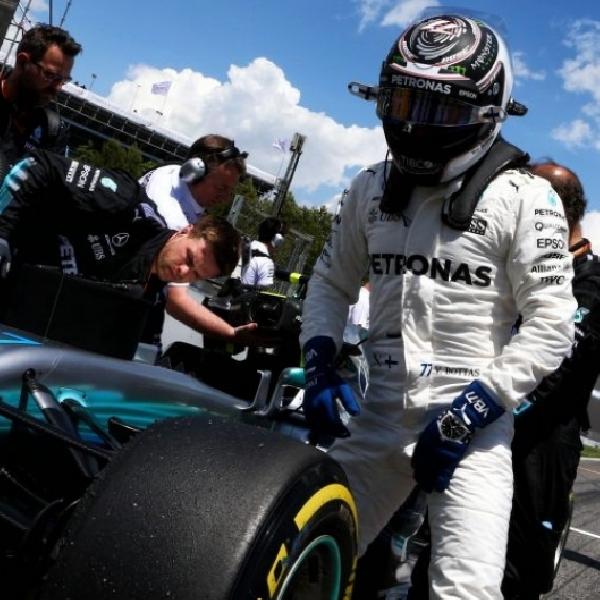 F1: Mercedes Alami Masalah Baru Terhadap Mobilnya