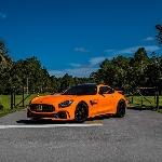 Modifikasi Mercedes AMG GT R Hasilkan Power 761 Hp