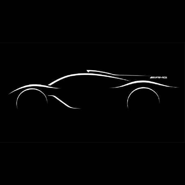 Sketsa Awal Mercedes-AMG Hybrid Hypercar