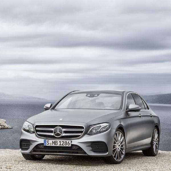 Mercedes Benz Mulai Bangun Pabrik Baru di Rusia
