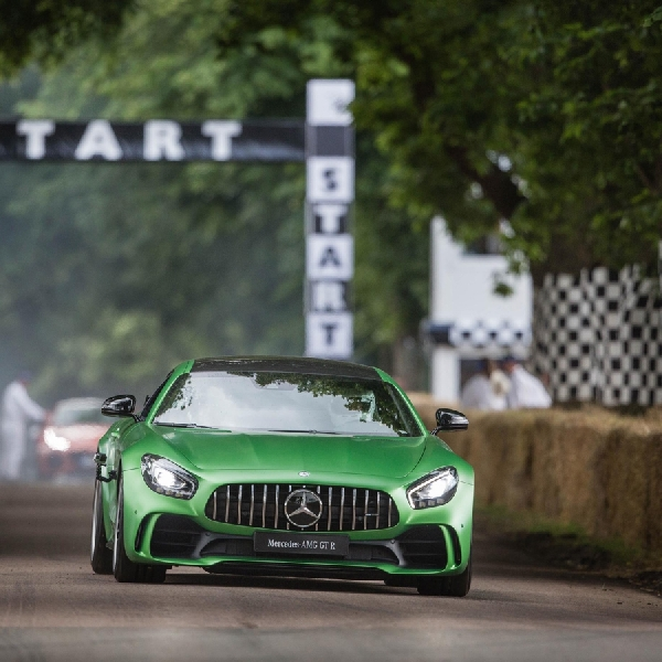 Mercedes- AMG GT R, Beast of the Green Hell