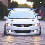 Modifikasi Honda Civic 2006: Bersih, Cantik dan Agresif