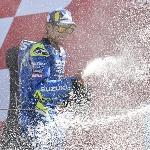 Finish Kedua di sirkuit Assen, Alex Rins Berharap Podium di Sachsenring