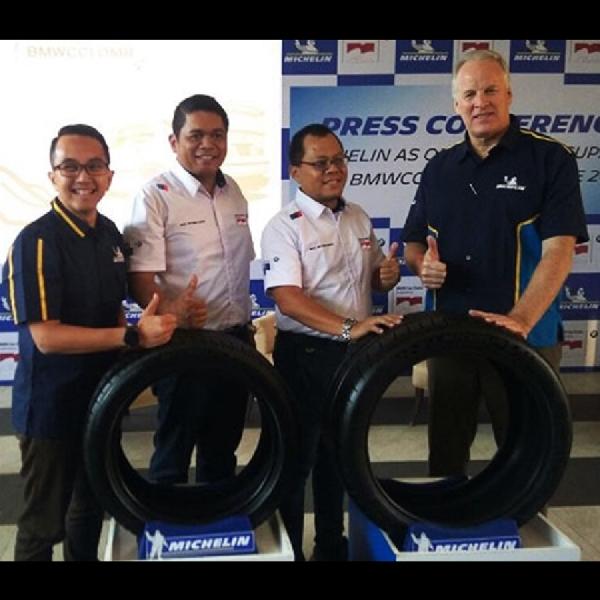 Michelin Resmi Dukung Ajang BMWCCI One Make Race 2018