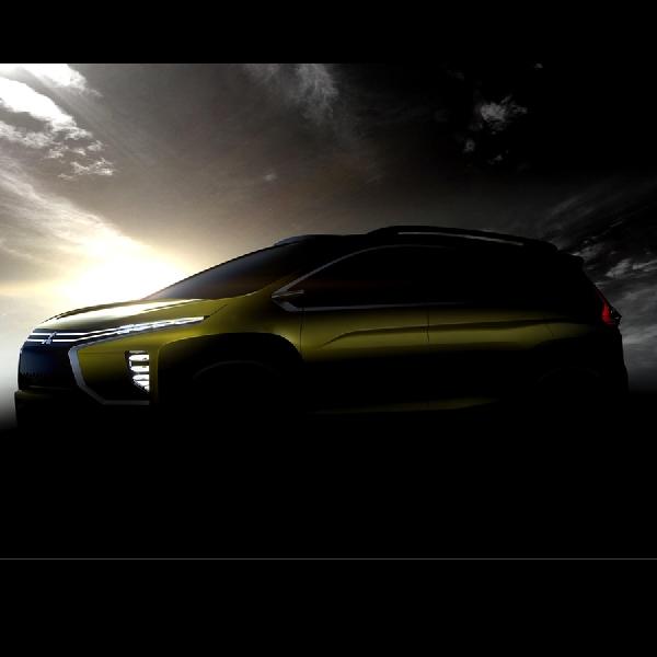 Mitsubishi siapkan mobil konsep Small Crossover MPV untuk GIIAS 2016