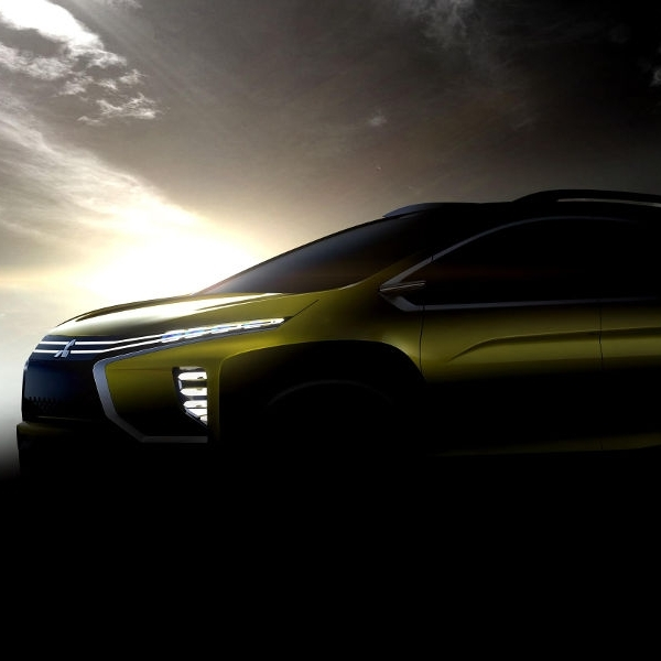 Model Konsep Small MPV milik Mitsubishi dipastikan lebih wah!!!