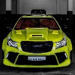 Modifikasi Chevrolet Cruze - HyperWide