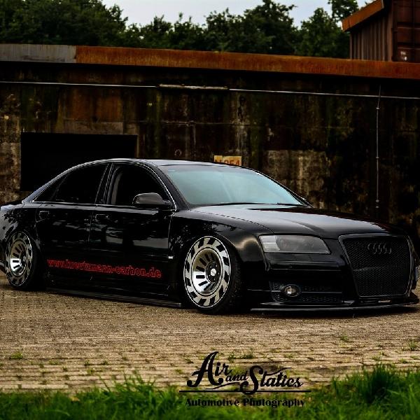 Modifikasi Audi A8: Elegan Daily Use