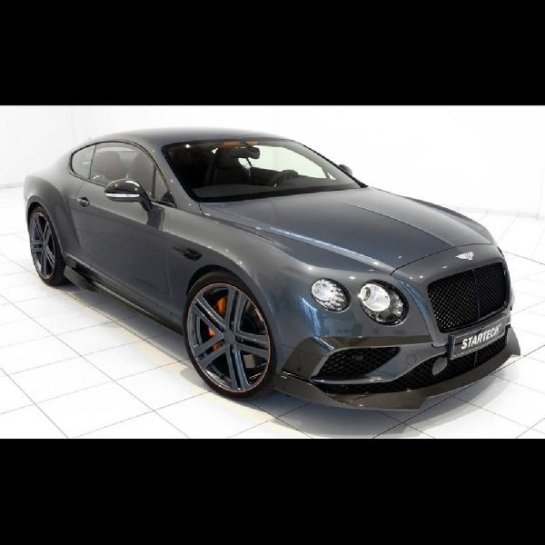 Modifikasi Bentley Continental GT ala Tuner Startech