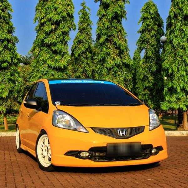 Modifikasi Honda Jazz 2010, Penyaluran Hobi Benjol