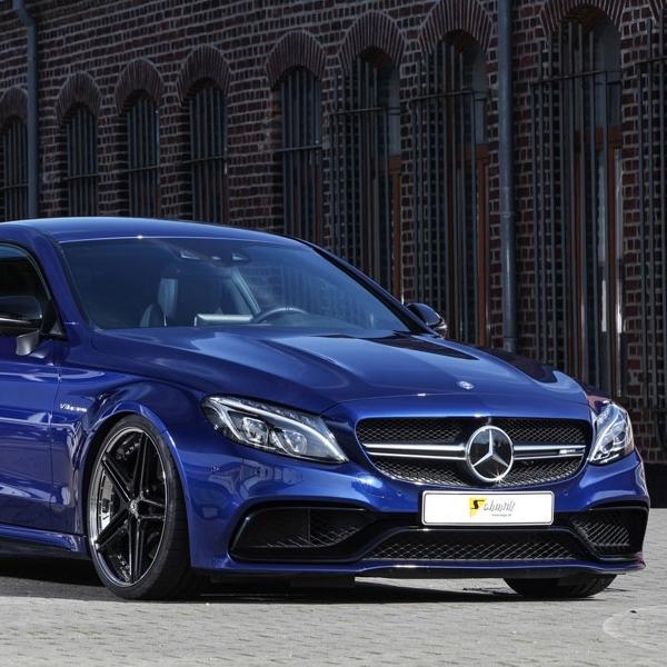Modifikasi Mercedes-AMG C63 Coupe: Sederhana Tapi Tenaga Melimpah