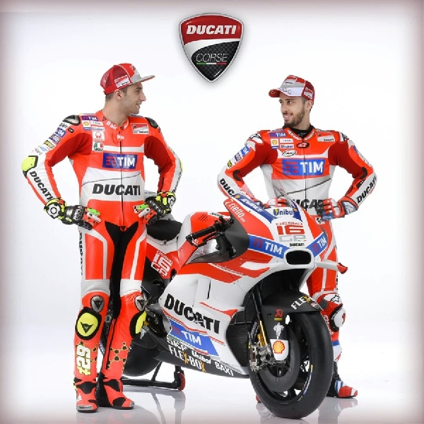 MotoGP: Ducati Turun 3 Pebalap Sekaligus?