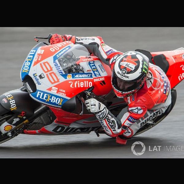 Jorge Lorenzo Berharap Nasib Baik di MotoGP Austin