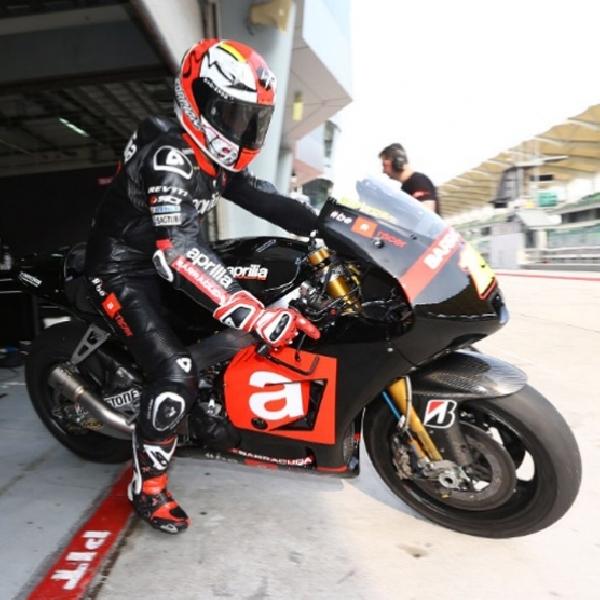 MotoGP: Debut Aprilia RS-GP Makan Korban
