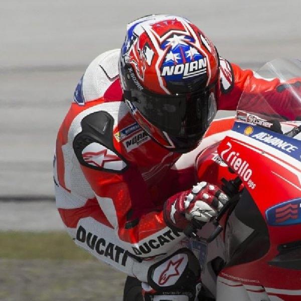 MotoGP: Lorenzo puji Stoner saat 'cicipi' Sirkuit Red Bull