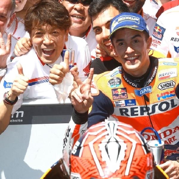 MotoGP: Marquez, Ini Perburuan Juara yang Sengit