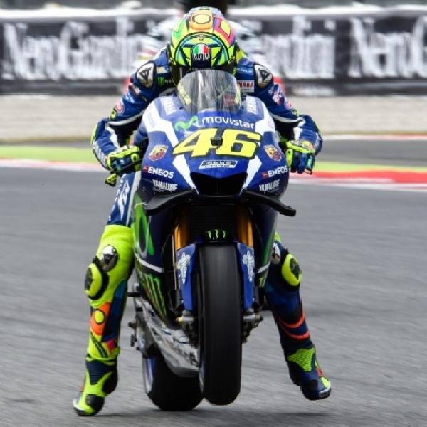 MotoGP: Rossi Optimis akan Menang di Assen
