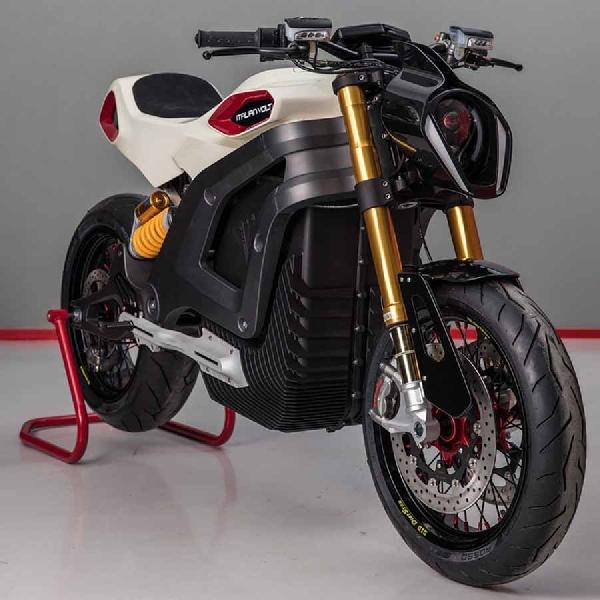 Italian Volt - Motor Listrik yang Bisa di Custom Sesuai Keinginan Pelanggan