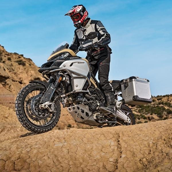 Ducati Sempurnakan Multistrada Dengan Enduro Pro