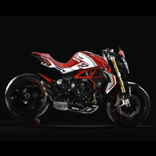 MV Agusta Rilis RC Dragster Limited Edition