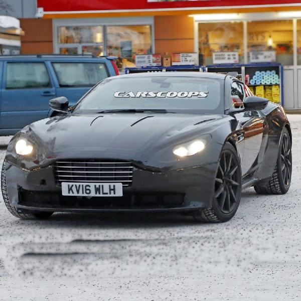 Aston Martin Vantage 2018 Tampil Menggoda