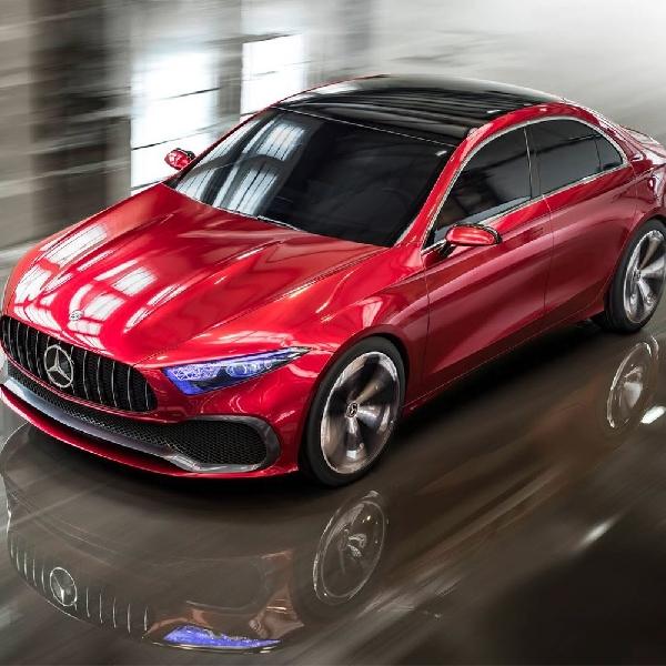 Platform Baru Mercedes Jadi Basis 8 Model FWD