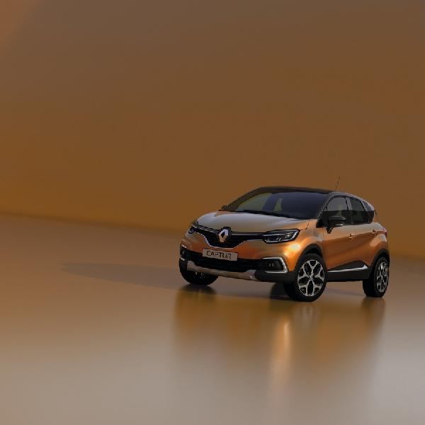 Crossover Favorit Eropa dari Renault Akan Mulai Debut di Geneva