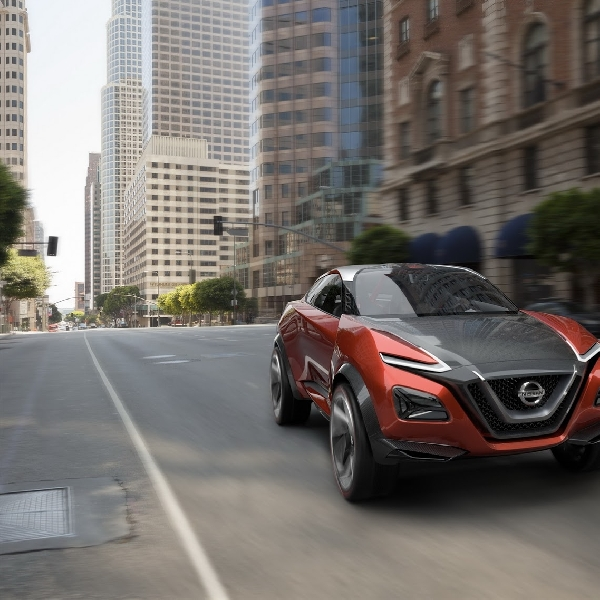 Nissan Siapkan Crossover Concept Electric