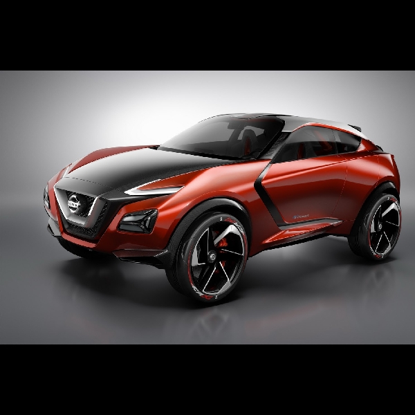 Nissan Juke e-Power Akan Diperkenalkan Oktober 2017