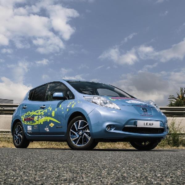 Nissan Leaf 48 kWh, bukti kecintaan terhadap inovasi