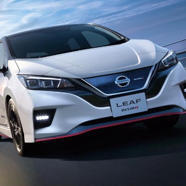 Nissan Rilis Leaf Nismo di Jepang Bulan Ini