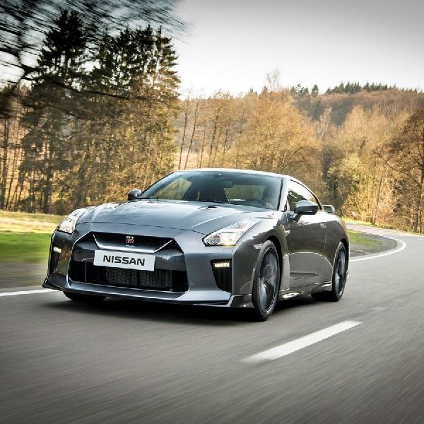 Nissan Resmi Umumkan Harga GT-R