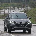HR-V ini jadi Timer Car di 2XU Compression Run Indonesia 2018